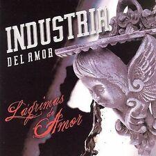 Industria Del Amor Lagrimas De Amor CD