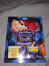 Sleeping Beauty (Blu-ray Disc, 2008, 50th Anniversary 2-Disc Platinum Edition)