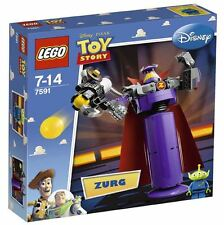 Lego Toy Story 7591 - Construye a Zurg - New and Sealed