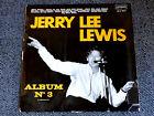 JERRY LEE LEWIS - Album n°3 - LP / 33T