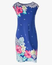 NWOT Chico's Tia Floral Iona Dress 3 XL XLarge