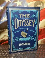 NEW The Odyssey by Homer Bonded Leather Softcover Collectible Edition