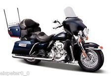 Harley DAVIDSON Modèle, 2013 Electra Glide ultra (33), Maisto Moto 1:18