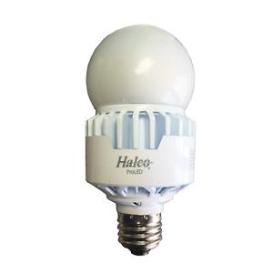 Halco 20W Medium Base LED HID Retrofit Lamp - Replaces 80W MH - 3000K/5000K