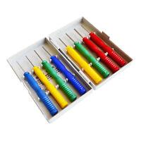 8pcs Stainless Steel Hollow Needles Desoldering Tool Core Desolderin VTW YK