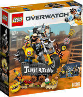 75977 LEGO Overwatch Junkrat & Roadhog Set 380 Pieces Age 10+