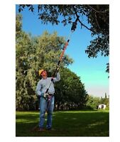 Pole Chainsaw Electric Pruner Tree Trimmer  Remington 15 Foot Branch Powerful