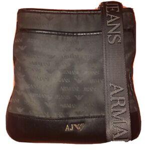 Armani Jeans Cross Body (Pouch),, Messenger Bag (RARE ITEM)