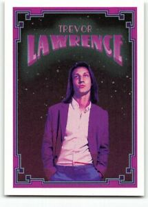 2021 Topps X Trevor Lawrence #39 Lava Lamp #2