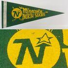 Vintage Minnesota North Stars 4x9.75 Vintage MINI Pennant NHL Hockey Rare