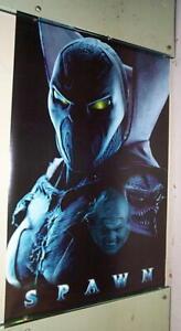 SPAWN Vintage 1997 Movie Poster LAST ONE
