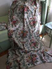 Vintage/Retro Sanderson Curtain Linen Union Fabric Chatsworth