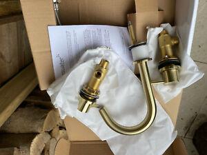 Crosswater Brass basin tap