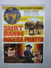 E PER TETTO UN CIELO DI STELLE (1968/ITALY) ORIGINAL YUGOSLAVIAN MOVIE POSTER