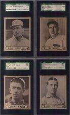 """1940 Playball Frank """"Homerun"""" Baker # 177   SGC 84 PSA/BGS 7"""