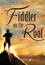 Fiddler on the Roof (Collector's Edition), New DVD, Ray Lovelock,Neva Small,Paul