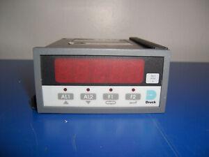 12089 Druck DPI 281 Digital Process Indicators