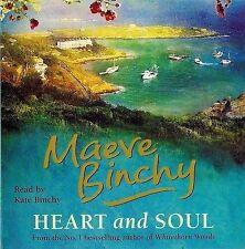 Maeve BINCHY / HEART and SOUL   [ Audiobook ]