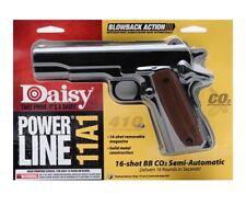 Daisy Power Line 11A1 16 Shot BB CO2 Semi Automatic Airgun 410 FPS Blowback