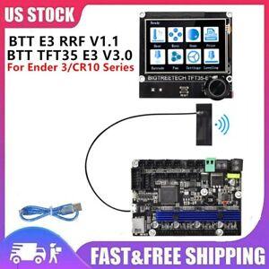 BIGTREETECH E3 RRF V1.1 Board+TFT35 E3 V3.0 Touch Screen For Ender 3 CR10 Series