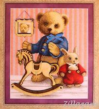 Amigos Teddy conejo cruz pinchazo envase Stick imagen basado en punto de cruz imagen 227