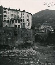 ENTREVAUX c. 1935 - Les Remparts Alpes Maritimes - DIV 2938