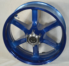 G0309.02A8BYBX NIB Buell Rear Translucent Hero Blue Wheel, All XB'S & 1125's