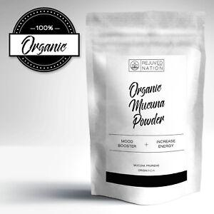 Organic Mucuna Powder 50/100/250/400/1000g - Premium