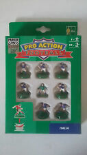 COFFRET FIGURINES EQUIPE PRO ACTION FOOTBALL - ITALIA - PARKER 1993 - NEUF