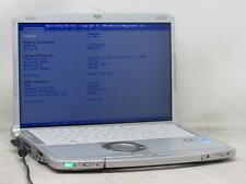 PANASONIC TOUGHBOOK CF-F9 14.2 Laptop Intel i5-560M 2.67GHz 2GB RAM 320GB No OS