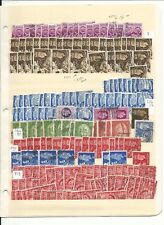 Great Britain Huge Dealers Stock, 12 Pages Loaded With Stamps, High Cat