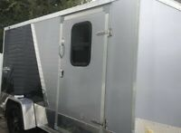 "RV camper,Teardrop, Cargo, VerticalTrailer, Window (1) New! 15 x 24x 1-1/2"" Wall"