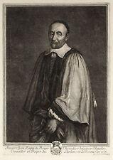 JEAN BAPTISTE BOYER EGUILLES PROVENCE PARLEMENT Incisione Coelemans 1700
