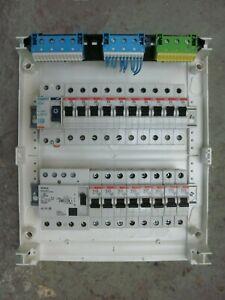 Unterverteilung Hager Sicherungskasten Stromkasten Aufputzverteilung  288