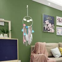 Hanging Ornament Light up Decor Handmade Dream Catcher Wall Tapestry