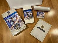 Shin Sangoku Musou Eiketsuden(Dynasty Warriors)TREASURE BOX PS4 PlayStation 4
