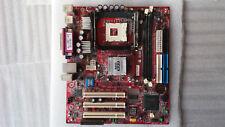 MSI 845GVM-V, 478, Intel 845GV, FSB 533, DDR 333, VGA, LAN, IDE, 5.1 Audio, mATX
