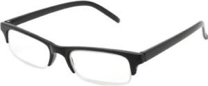 Reading Glasses Mens Half Frame Black 4 Pair Lot New Readers ARC1 +3.00 Strength