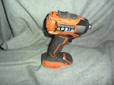 """Ridgid  R86035 18V 1/4"""" Impact Driver  works great Tested bare tool only !"""