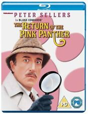 The Return Of The Pink Panther (Peter Sellers) Blu-ray Region B