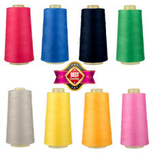 3000 Yards Overlocking Sewing Machine Polyester Thread Hand Sewing Quality Cone