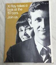 1967 American Motors Sales Brochure Original