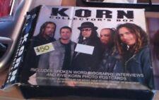 Collector's Box by Korn (CD, Mar-2004, Chrome Dreams (USA))