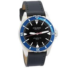 Filson by Shinola Dutch Harbor 300M Diver Men's Watch Made in USA F0120075878-BR