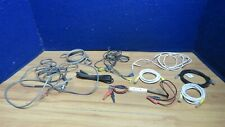 USED LOT TELECOM TEST LEADS CABLES PARTS 595664