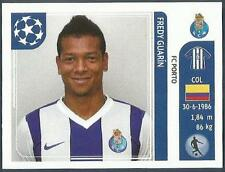 PANINI UEFA CHAMPIONS LEAGUE 2011-12- #424-PORTO-FREDY GUARIN