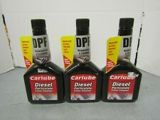 Carlube DPF Cleaner 300ml Oil Grease Gums Lubricants DPF300