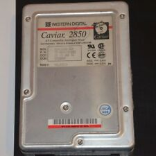 "HDD 850mb, 3,5"", IDE, Hard Drive, HDD 1995-1996 year tested everything works"