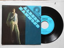 Schallplatte  ST45 Vinyl. Albert Hammond