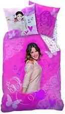 Cti - Violetta Tango Parure Housse de couette 140 x 200 cm Taie D'oreiller 63